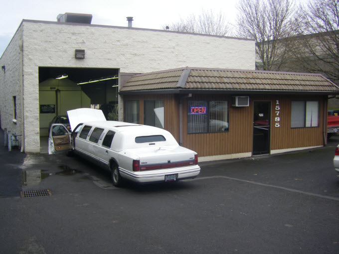 ace car reconditioning tigard auto body shop