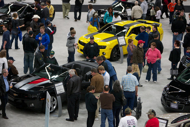Portland International Auto Show Draws Huge Crowd Ace Cars - Portland car show