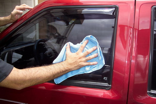Image result for car glass polish